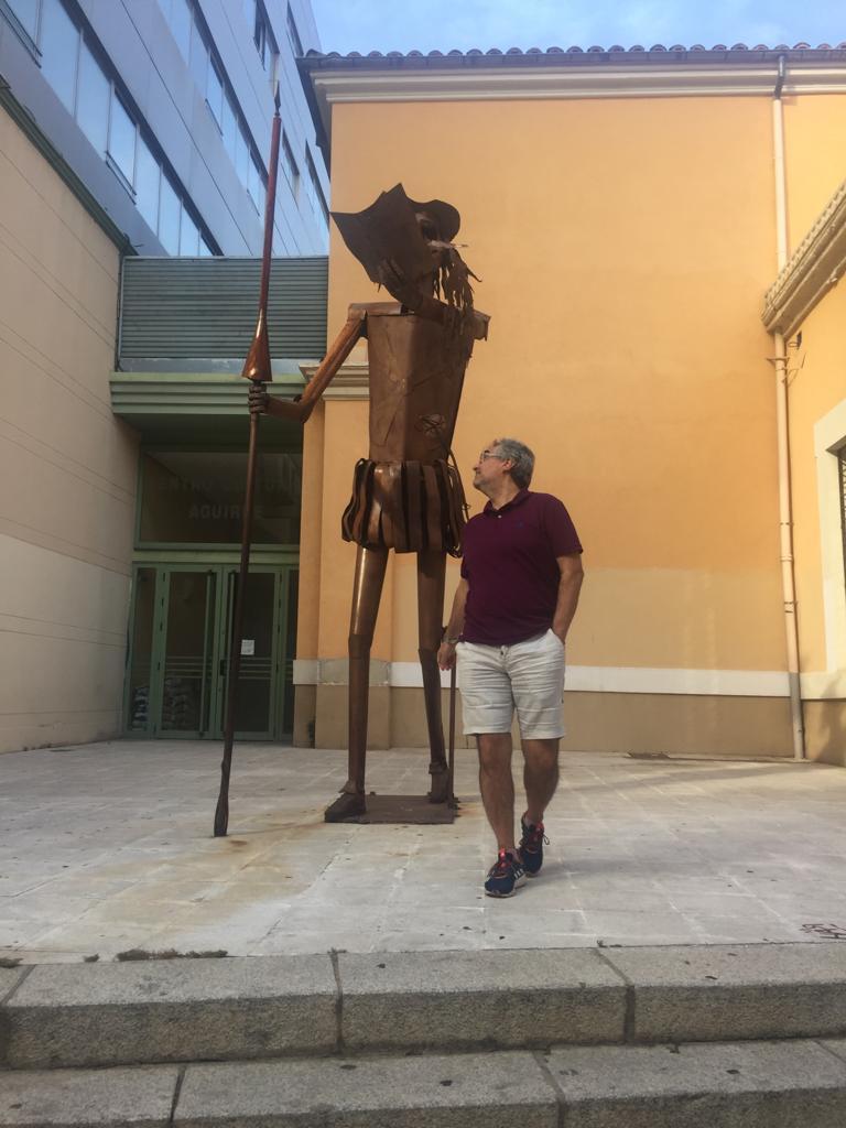 Quijote en Cuenca